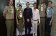 Em Maceió, capitã da PMSE conquista o 1º lugar de Menção Honrosa
