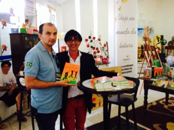 6º Encontro de Escritores e Leitores de Sergipe começa nesta sexta-feira