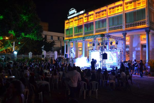 O evento reúne músicos e interpretes da noite sergipana em um concurso emocionante. (Foto: Ascom)
