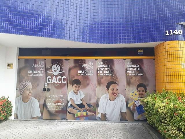 O Grupo de Apoio a Crianças com Câncer (GACC) vai realizar ações em Aracaju e Lagarto para lembrar o Dia de Doar. (foto: divulgação)
