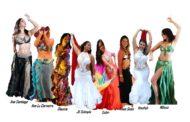 Bailarinas promoverão espetáculo e workshop de dança árabe