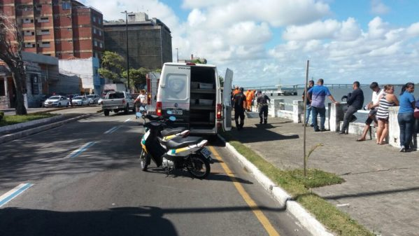 Corpo de homem é encontrado no Rio Sergipe