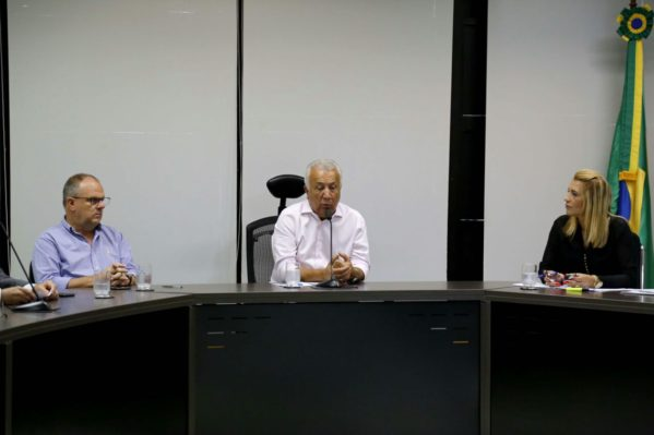 Governador defende que empresas priorizem trabalhadores sergipanos nas obras da termelétrica