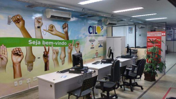 Central de Interpretação de Libras volta a funcionar nesta quarta-feira, 22
