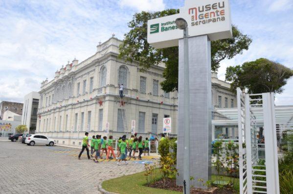 Museu da Gente Sergipana ficará fechado de 1 a 5 de dezembro