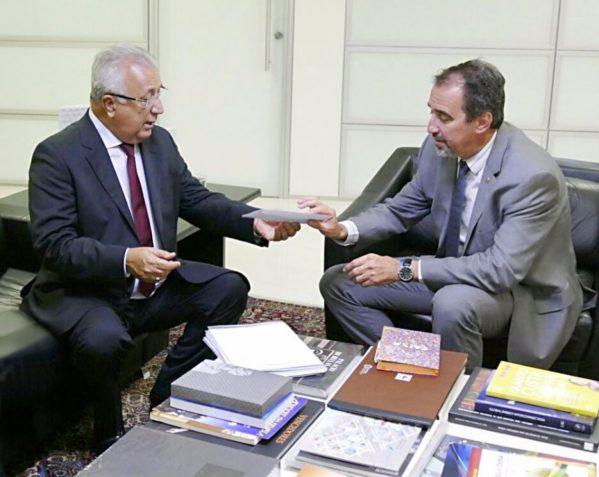Presidente da Caixa garante financiamento de R$ 560 milhões para Sergipe