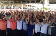 PSD realiza ato de apoio a Belivaldo Chagas