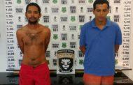 Acusados de praticar latrocínio contra enteado de vice-prefeita de Laranjeiras são presos em Aracaju