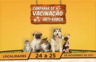 Prefeitura de Nossa Senhora do Socorro inicia campanha de vacinação antirrábica