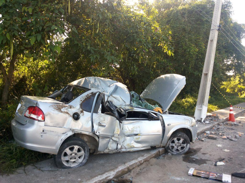 Companhia de Polícia de Trânsito flagra três condutores embriagados após acidentes de trânsito na capital.