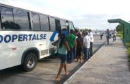 Frota reserva do transporte intermunicipal de passageiros será disponibilizada a partir de sexta-feira