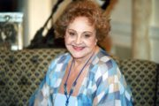 Morre aos 98 anos a atriz Eva Todor