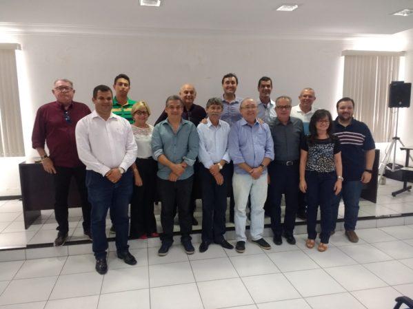 O ato que se realizou na manha da quinta-feira, 14, no auditório Gilson Oliveira Figueiredo, na sede da CDL/Aracaju