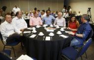 Prefeito Edvaldo faz balanço do 1º ano de governo e anuncia R$ 300 milhões em obras para 2018