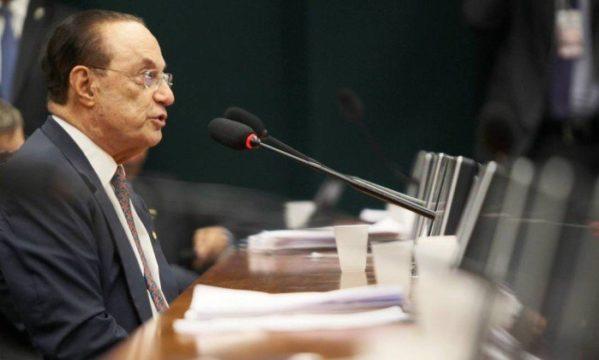 Deputado federal Paulo Maluf (PP-SP) - (Foto: Jorge William / Agência O Globo 17/09/2017