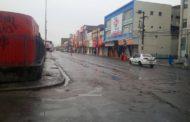Emsurb retira feirantes que comercializam na região da Rodoviária Velha