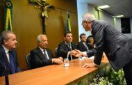 Conselheiro Ulices Andrade é empossado na presidência do TCE