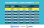 Secretaria da Fazenda divulga calendário para pagamento do IPVA 2018