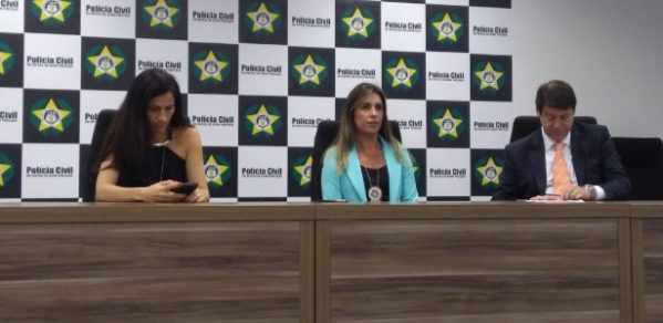 Polícia prende assessor do Fluminense e presidente da torcida do Flamengo