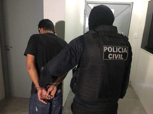sete pessoas foram presas em decorrência dos cumprimentos de mandados de prisão