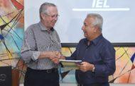 Governador pede apoio da Federação das Indústrias para aprovação de crédito junto ao governo federal