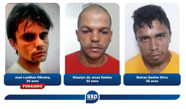 Polícia Civil prende acusados por homicídios em Malhador