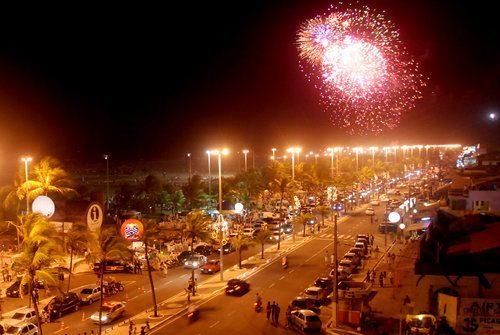 Prefeitura de Aracaju não realizará queima de fogos na Orla de Atalaia