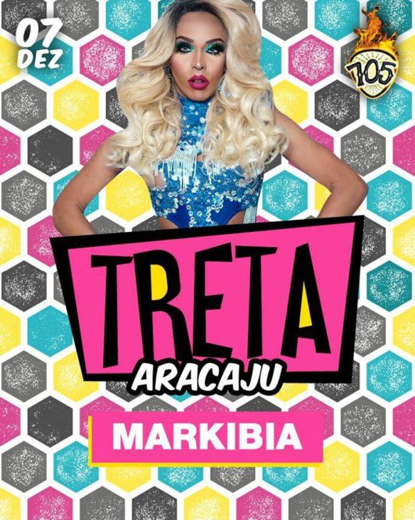 Treta vai contar ainda com o residente da festa, o DJ Thiago Araújo, e os agitos de T-Folks, Markíbia e Hellbangerz