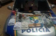 Policia prende três suspeitos de tráfico de drogas no bairro Santa Maria, em Aracaju
