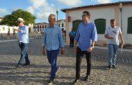 Ministro da Cultura visita São Cristóvão e garante investimentos no Centro Histórico