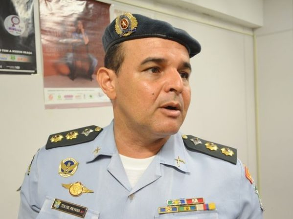 O coronel Paulo Paiva teve o pedido de pleitear uma promoção ao cargo de coronel julgada como improcedente