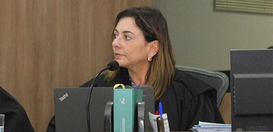 Juíza da 3a. Vara Cível da Comarca de Aracaju, Simone Fraga (foto: arquivo/Cinform)