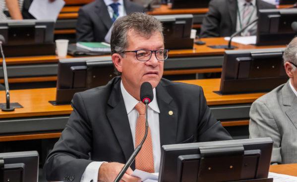 Laércio é o parlamentar sergipano que mais apresentou e relatou projetos