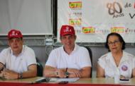 Sergipe lança comitê estadual em defesa da democracia e do direito de Lula ser candidato