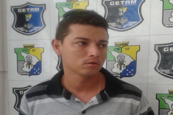 Segundo a polícia, Nivaldo Rocha Cruz Filho, era investigado em inquéritos do Departamento de Narcóticos da Polícia Civi (foto: arquivo/SSP/SE)