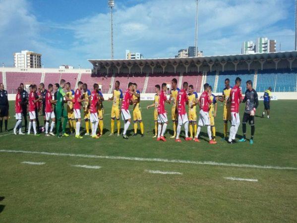 Sergipe vs Socorrense na Arena Batistão (Foto: Reginaldo Gouveia/ Ascom FSF)