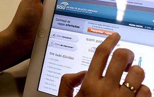 Sisu convoca estudantes que fizeram o Enem para universidades federais e estaduais.