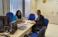 Delegado Federal da DFDA/SE participa de reunião em Brasília