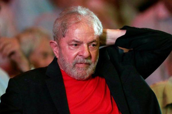 O ex-presidente terá seu futuro político definido na próxima semana, pelos magistrados da 8ª Turma do TRF4 (fotoLeonardo Benassatto/Reuters)