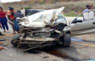 Acidente deixa uma  mulher morta e dois feridos no interior de Sergipe