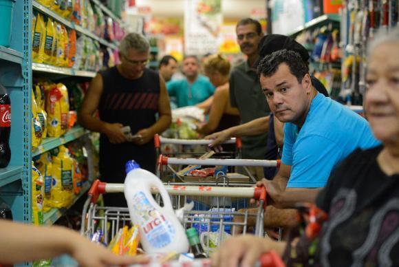 Preço da cesta básica cai em 21 capitais, diz Dieese; Aracaju reduziu 2,76%