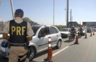 Casal é preso na BR-101 suspeito de receptar celulares roubados