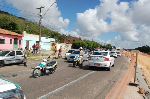 Trânsito na avenida Euclides Figueiredo mudará a partir da próxima segunda