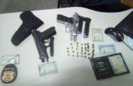 Polícia Militar prende falso policial civil com carteira funcional