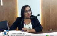 Ministério Público Estadual ajuizará ação contra a presidente da Câmara de Vereadores