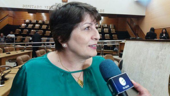Foto: Assessoria da Parlamentar