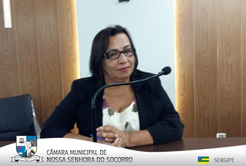 MPE vai ajuizar ação contra a vereadora Maria da Taiçoca (PSD)