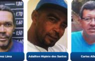 Trio é preso após prática de estelionato em estabelecimento comercial de Aracaju