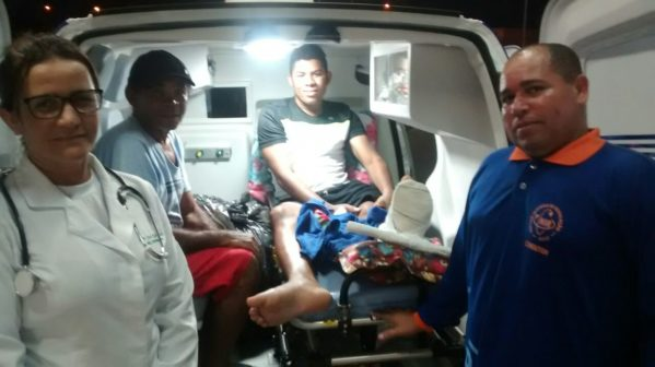 Pacientes do Huse são transferidos para cirurgias ortopédicas no Hospital de Lagarto