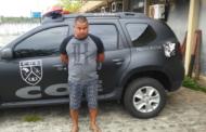 Em Capela, polícia prende suspeito de integrar organização criminosa